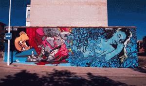 Diamond e Solo# MLAC# Buggiani oltre la Street Art#