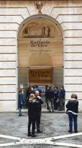 Raffaele De Vico Architetto Paesaggista# Palazzo Braschi#
