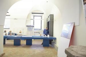 Artena: Museo archeologico Roger Lambrechts