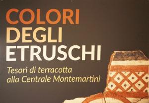 COLORI DEGLI ETRUSCHI Tesori di terracotta alla Centrale Montemartini