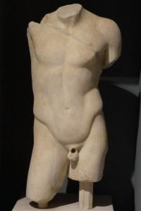 Torso di Apollo (Torso Sassi) Seconda metà del I secolo d.C.