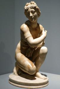 Venere accovacciata - I secolo d.C.