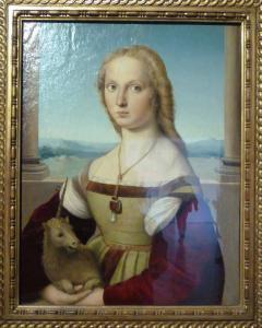 Raffaello - Dama con Liocorno 1504-1505