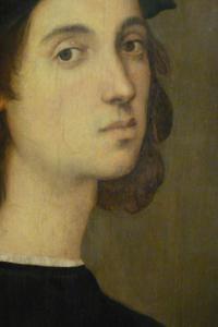 Raffaello - Autoritratto 1506-1508 circa