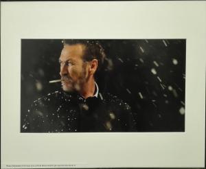 foto di Daniele Mantione  - scattata sul set di Rocco Schiavone - di Michele Soavi nel 2016.